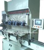 Llenador corrosivo linear automático/máquina de rellenar líquida fuerte
