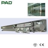 Porta corrediça automática com conjunto de máquina operadora