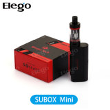 Subox Mini Battery E-Cigarette를 가진 Kanger Subox Mini 4.5ml Subtank Mini Atomizer