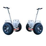 自己のバランスをとるスクーター4000W 1266wh 72Vのゴルフカート