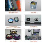 Maschine der Metalllaser-Bohrmaschine-/Laser für Bohrloch auf Bohrung des Messing-/Laser