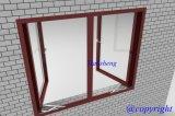 503series Fenêtre à battant en aluminium pour immeubles commerciaux et résidentiels