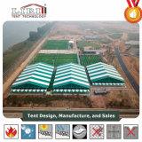 il PVC di alluminio del blocco per grafici di 60m x di 40 Cina mette in mostra la tenda per la corte di gioco del calcio/corte di Baseketball