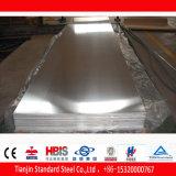 Feuille d'alliage en aluminium laminé à chaud 6082 T6 T112