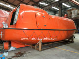 Solas Approved Fire Protected and cargo version Totally Enclosed Lifeboat