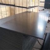 Construction imperméable à l'eau Shuttering de contre-plaqué de peuplier faite face par film noir (15X1250X2500mm)