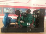 Acionamento do motor diesel da bomba de combate a incêndio define