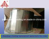 De zelfklevende Band van het Bitumen met de Opvlammende Band van de Aluminiumfolie
