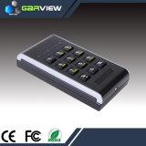 Accedere alla tastiera con la targa di immatricolazione per l'apertura di riconoscimento