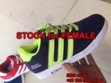 De Schoenen van het Meisje van 3 Dollars MOQ 40 van Katoenen Materiaal
