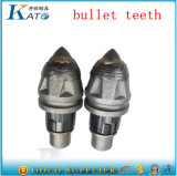 Appareil de forage de fondation Bullet dents Kt Bkh47/22