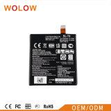Baterías recargables del teléfono móvil para la batería de litio del LG T11