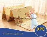 子供の演劇のおもちゃの泡の敷物毛布またはキャンプするか、またはヨガのマットの成長のカーペットの赤ん坊のはうマットの子供のため