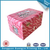 Contenitore di imballaggio del giocattolo della carta da stampa di colore (GJ-box125)