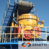 ISO를 가진 천정점 HP Series Combined Cone Crusher