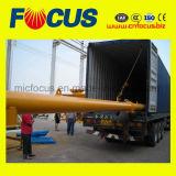 Transportador de tornillo plástico del transportador de tornillo del foco pequeño de China
