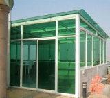 4mm-6mm reflektierendes Glas und überzogenes Glas verwendet für Gebäude