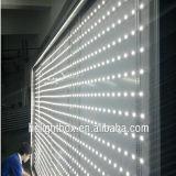 Cadre léger éclairé à contre-jour par DEL éclairé à contre-jour par trame instantanée de signe de DEL