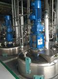 Réacteur pour la résine