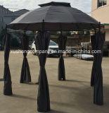 Qualitäts-Abdeckung-Stahlkabinendach-Zelt-GartenGazebo