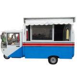 الصين صنع وفقا لطلب الزّبون حجم [هوت دوغ] عربات متحرّك [بّق] طعام عربة لأنّ عمليّة بيع