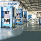 Folha de alumínio de alta eficiência popular linha de produção de recipiente