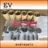 S4e2 S6S6E S6E2 del anillo del pistón camisa del cilindro Kit para las piezas del motor Mitsubishi