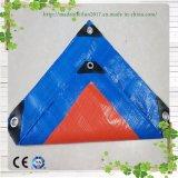 防水SunproofおよびAbrasionproofの防水シートを厚くするBlue&Orange