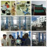 Ventilador de médicos portátiles máquina con el circuito del respirador y humidificador