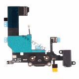 Auriculares cargador de carga del puerto de datos cable flexible para el mayorista iPhone5C