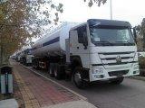 판매 트레일러 헤드 트럭을%s 세미트레일러를 가진 새로운 HOWO 트랙터 트럭