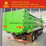 중국 HOWO 8*4 팁 주는 사람 필리핀을%s 40 톤 덤프 트럭