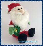 Kerstmis de Kerstman van de Gift van de Decoratie van Doll van de pluche