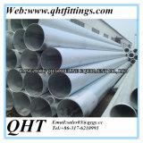 Gute Qualitätsrundes Q235 Vor-Galvanisiertes Stahlrohr