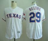 Customized Any Name Any No Any TEAM Logo Texas Rangers 29 Beltre Baseball Jerseys