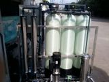 Ultraviolet Sterilization를 가진 1000L/Hr Industrial Reverse Osmosis Water Treatment Plant