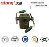 Fare funzionare a mano l'uscita esterna manuale AC110V del generatore
