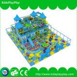 Пластмасса 100% циновки игры младенца хлопка сползает крытую спортивную площадку для малышей