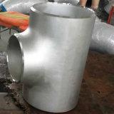 T-stuk van de Montage van de Pijp van het Roestvrij staal van de Stuiklas het Super Duplex
