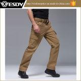 2 cores multifunções ao ar livre da cidade de espessamento os fãs do exército calças masculinas