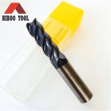 Boa qualidade Hot Sale Carbide Rough End Mill para Metal