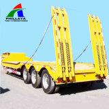 Gooseneck van de Assen van Fuwa de Op zwaar werk berekende Oplegger van Lowbed van de Vrachtwagen