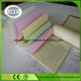 Máquina sin carbono de la fabricación de papel del color amarillo