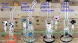 Pipe de fumage en verre de l'eau avec le type animal