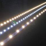 Lumière 24V de barre de 5050 DEL avec le profil d'aluminium de DEL
