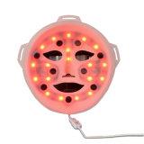 Перезаряжаемые 3D маска массажа СИД IPL лицевая для Anti-Aging удаления морщинки и подмолаживания кожи с переходникой Wy-1003 USB