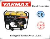 Yarmax 5.2kw утвержденном CE дизельный генератор для дома мощность станции или внесетевых электроэнергии