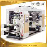 Farben-flexographische Druckmaschinen des Gang-4 (NuoXin)