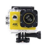 Goproの英雄4様式のスポーツのカメラ4k 15fps 30mの防水スポーツの処置のカメラ