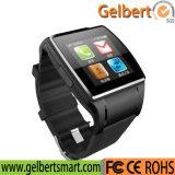 Reloj elegante del silicio de Bluetooth Gelbert con la cámara para Android y IOS